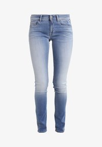 Replay - HYPERFLEX LUZ - Jeans Skinny Fit - light blue - 7