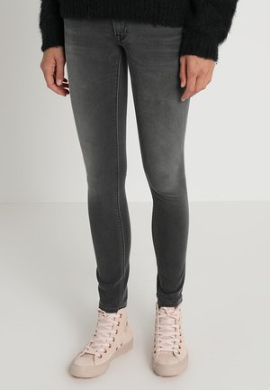 LUZ HYPERFLEX  - Jeans Skinny Fit - grey denim