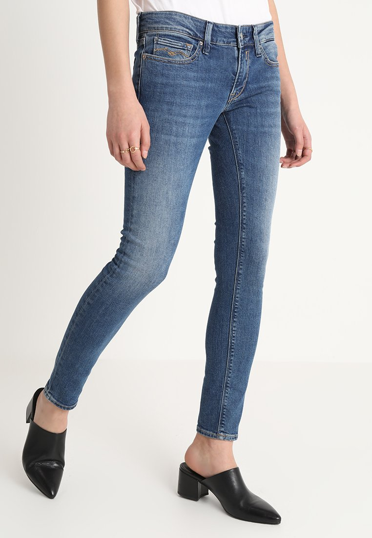 Replay - LUZ HYPERFLEX  - Jeans Skinny Fit - blue denim