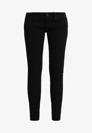 LUZ HYPERFLEX  - Jeansy Skinny Fit - black denim