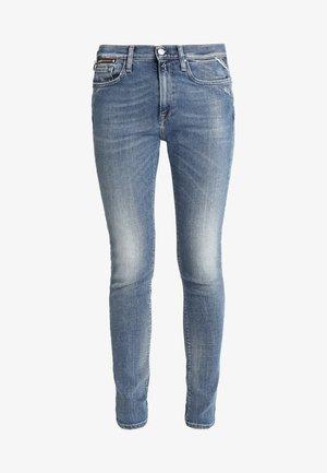 ZACKIE PANTS - Jeans Skinny Fit - blue denim
