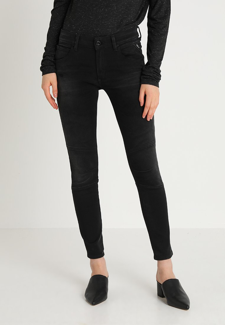 Replay - KAYTE PANTS HYPERFLEX - Jeans Skinny Fit - grey