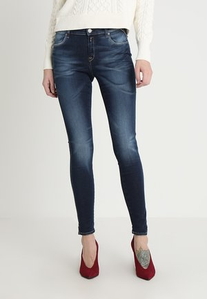 STELLA - Jeans Skinny Fit - blue denim