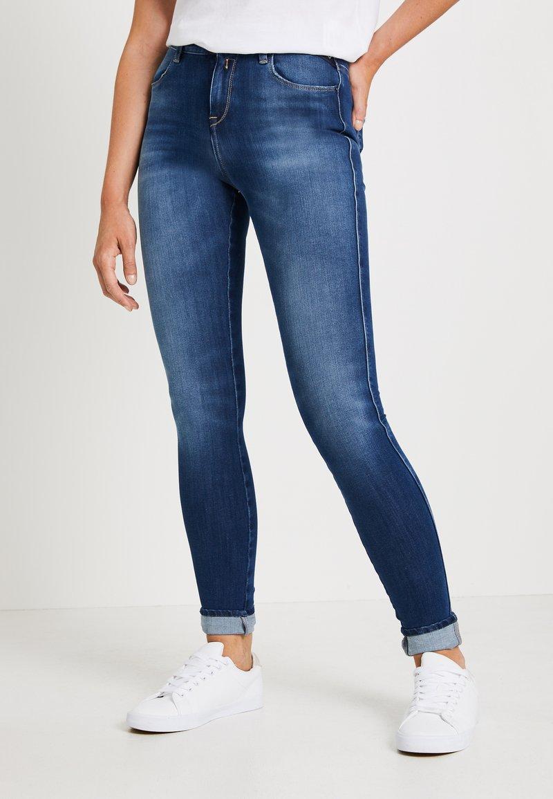 Replay - STELLA HYPERFLEX  - Jeans Skinny Fit - medium blue