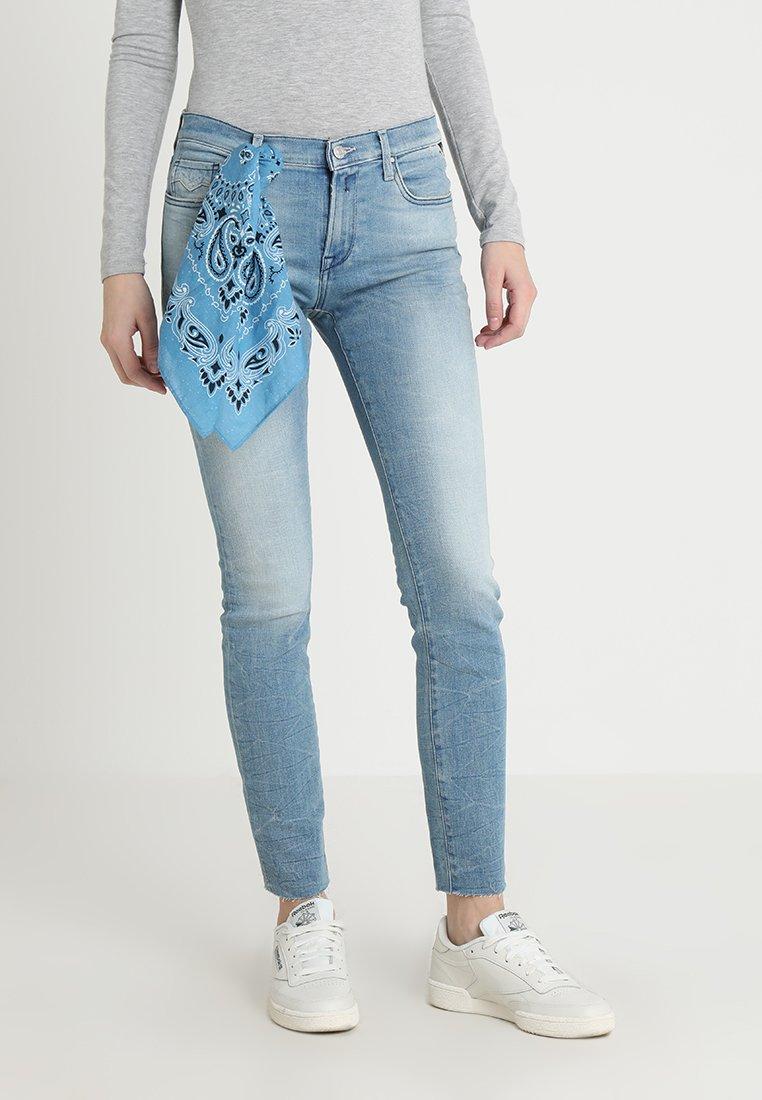 Replay - VIVY - Jeans Straight Leg - light blue