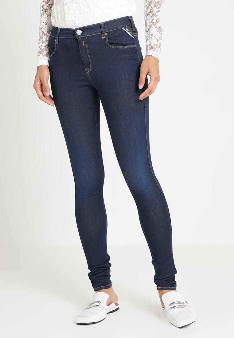 Replay - STELLA - Jeans Skinny Fit - blue denim