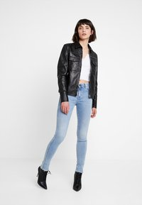 Replay - STELLA - Jeans Skinny Fit - light blue - 1