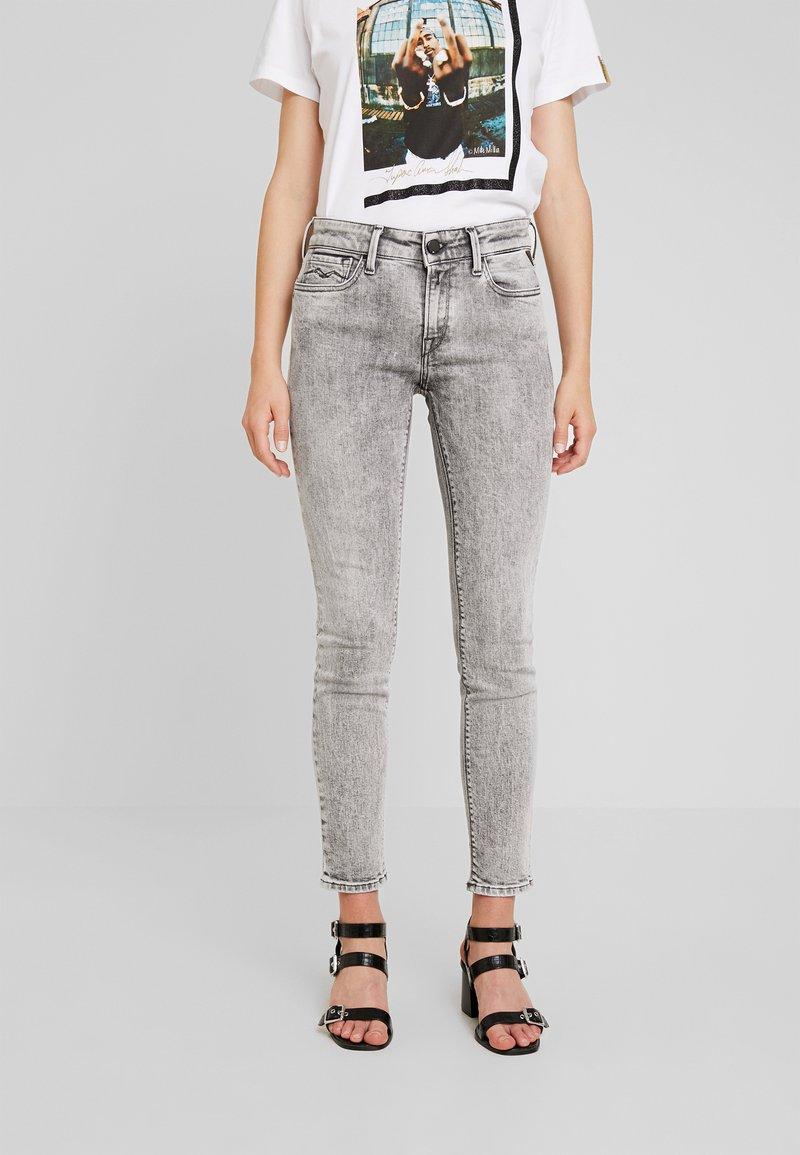 Replay - LUZ - Jeans Skinny Fit - medium grey