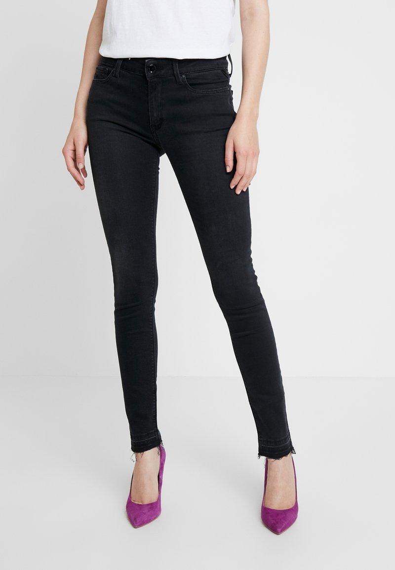 Replay - LUZ - Jeans Skinny Fit - dark grey
