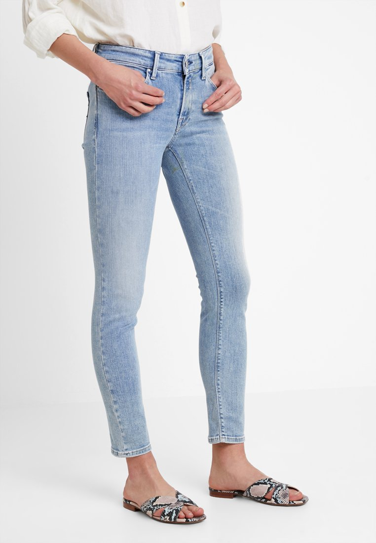 Replay - LUZ - Jeans Skinny Fit - light blue