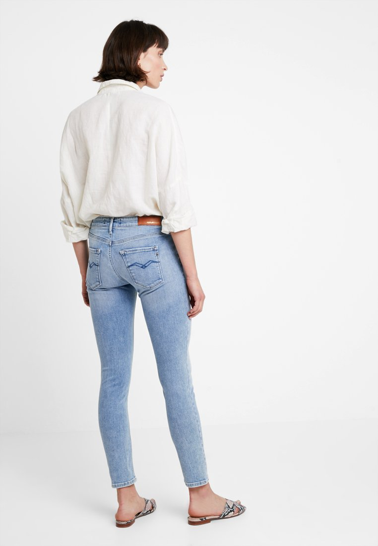 Replay Light Skinny Replay LuzJeans LuzJeans Skinny LuzJeans Blue Light Replay Blue fyYg6vb7