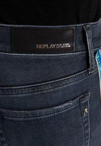Replay - VIVY - Jeans a sigaretta - dark blue - 5