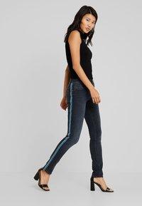 Replay - VIVY - Jeans a sigaretta - dark blue - 1