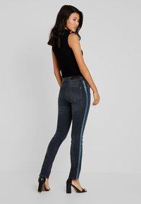 Replay - VIVY - Jeans a sigaretta - dark blue - 2
