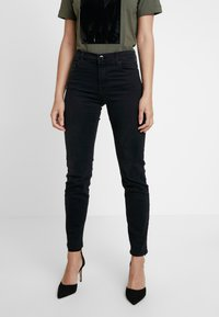 Replay - VIVY - Jeans a sigaretta - black - 0