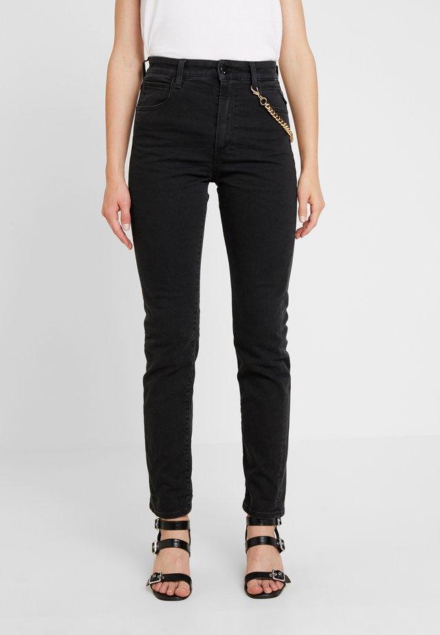 NENEH - Jeans Slim Fit - black
