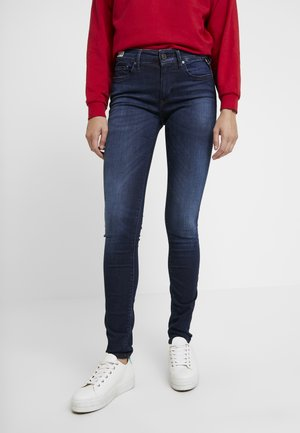 LUZ HIGH WAIST HYPERFLEX CLOUDS - Jeans Skinny Fit - dark blue