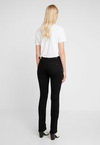 Replay - LUZ - Bootcut jeans - black - 2