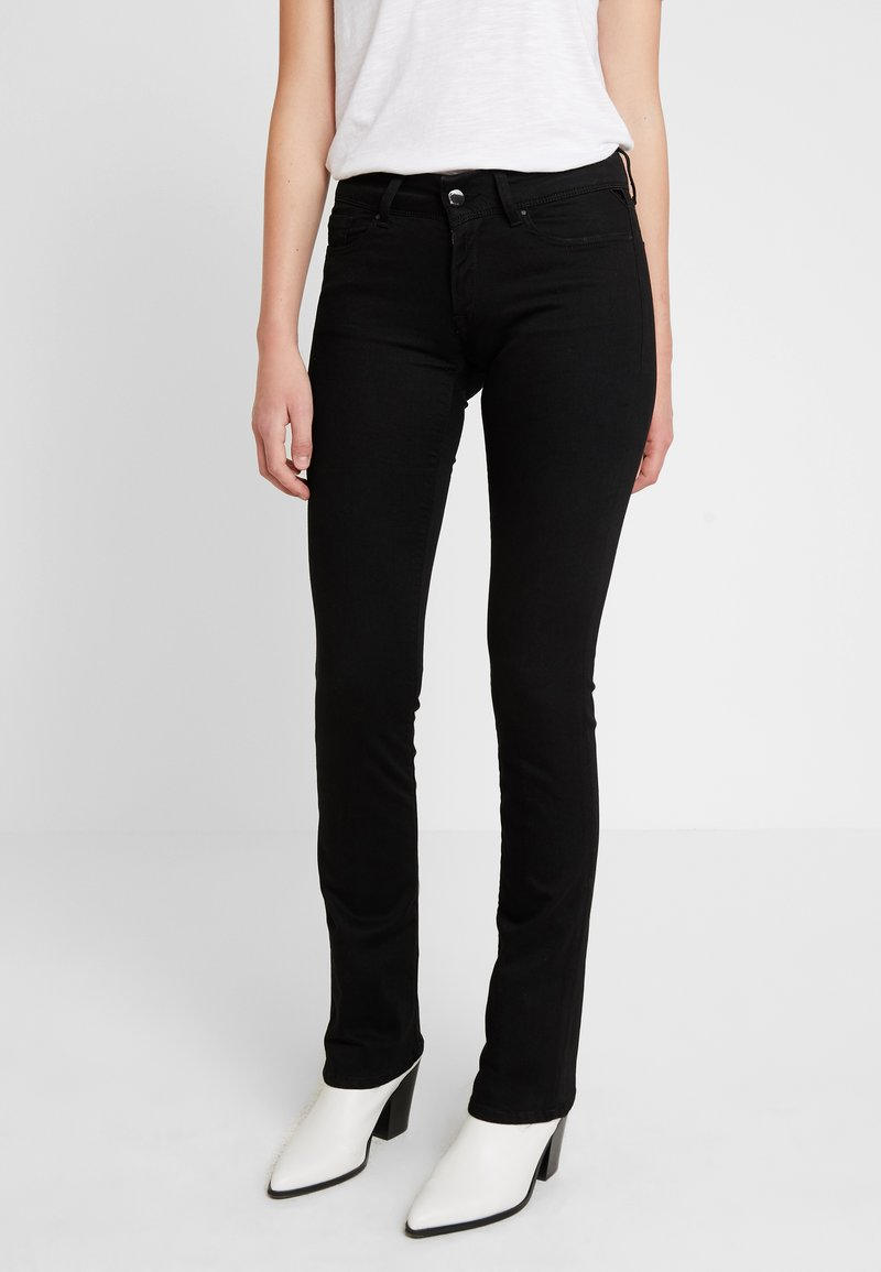 Replay - LUZ - Bootcut jeans - black