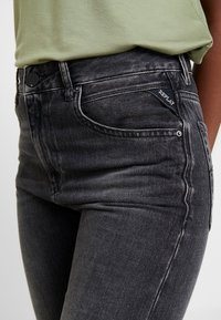 Replay - MARTY - Jeansy Relaxed Fit - dark grey - 3