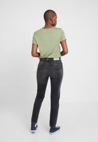 Replay - MARTY - Jeansy Relaxed Fit - dark grey - 2