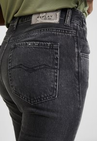 Replay - MARTY - Jeansy Relaxed Fit - dark grey - 5