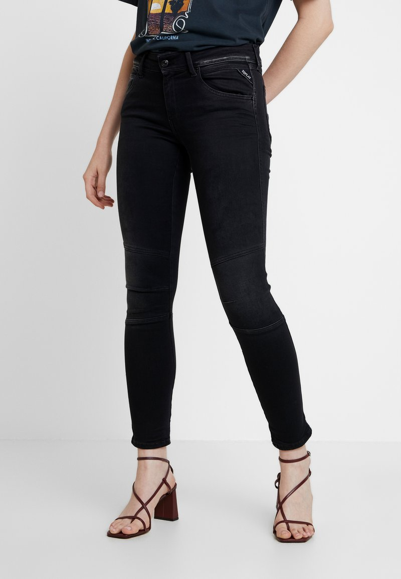 Replay - KAYTE HYPERFLEX - Jeans Skinny Fit - dark grey