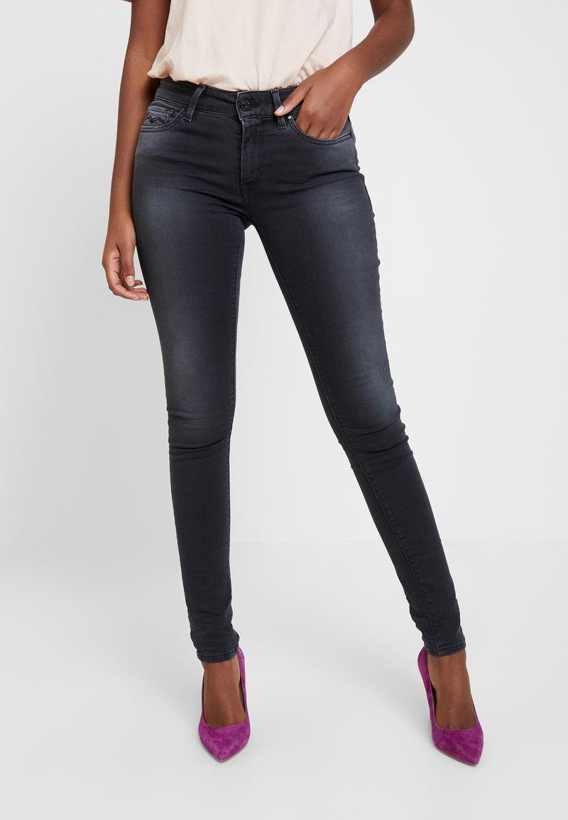 Replay - NEW LUZ HYPERFLEX + - Jeans Skinny Fit - medium grey