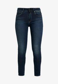 Replay - NEW LUZ HYPERFLEX + - Jeans Skinny Fit - dark blue - 4