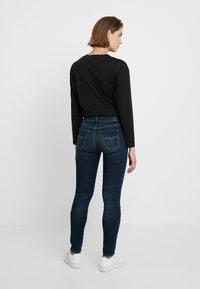 Replay - NEW LUZ HYPERFLEX + - Jeans Skinny Fit - dark blue - 2