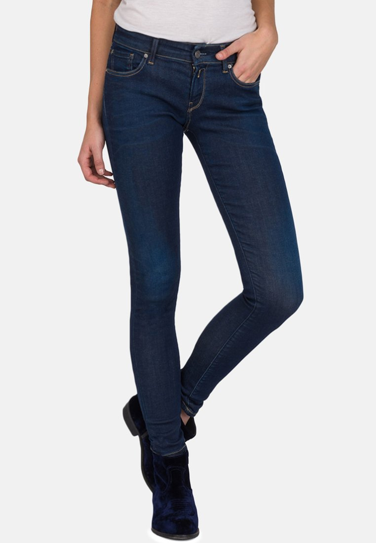 Replay - RAISSA - Jeans Skinny Fit - blue