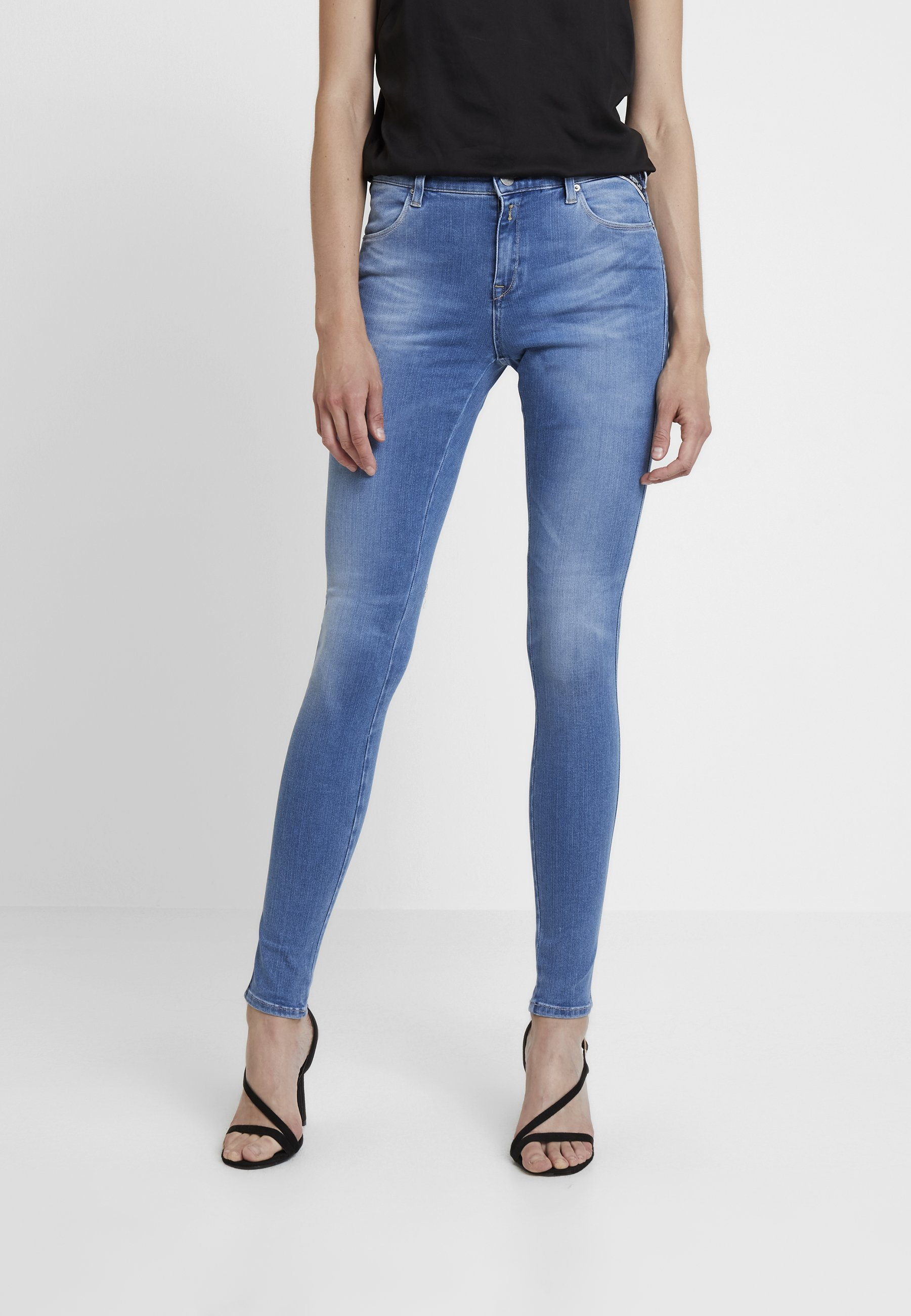 Replay Jeans Replay SkinnyLight Blue SkinnyLight Blue Jeans v8ymONwn0