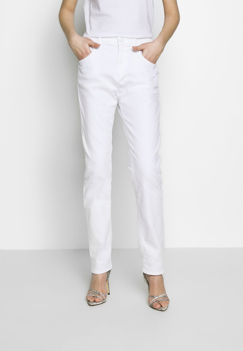 Replay - MARTY - Relaxed fit jeans - white