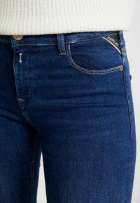 Replay - STELLA FLARE - Flared Jeans - mediumblue - 3