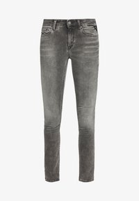 Replay - NEWLUZ HYPERFLEX - Jeans Skinny Fit - grey