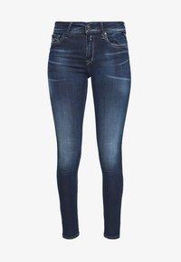 Replay - NEWLUZ HYPERFLEX BIO - Jeans Skinny Fit - dark blue - 3