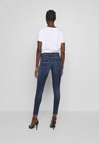 Replay - NEWLUZ HYPERFLEX BIO - Jeans Skinny Fit - dark blue - 2
