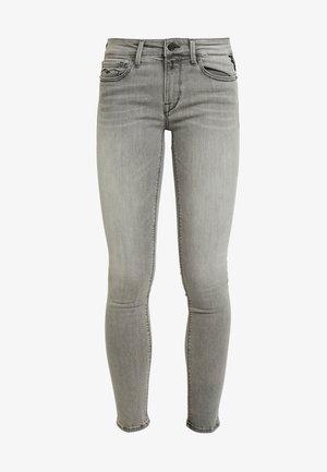 NEWLUZ - Jeans Skinny Fit - medium grey