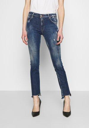 DOMINIQLI - Jeans Skinny Fit - darkblue