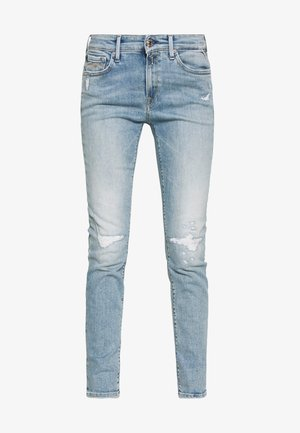 NEW LUZ - Jeans Skinny Fit - light blue