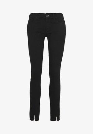 NEW LUZ - Jeans Skinny Fit - black