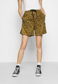 Replay - PANTS - Shorts - leopard - 0