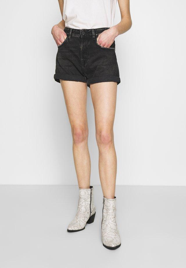 Jeans Shorts - dark grey