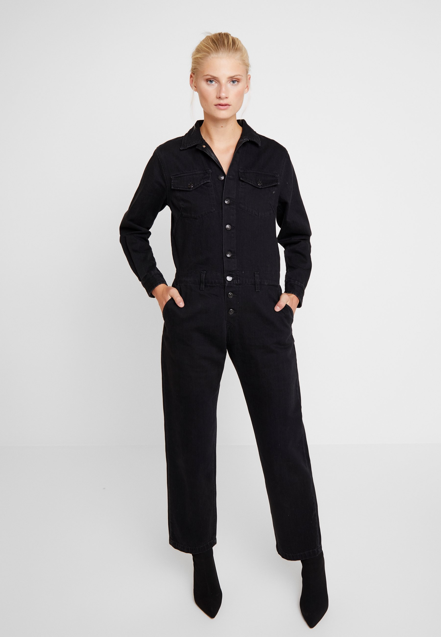 Replay PANTS - Jumpsuit black