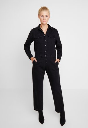 PANTS - Jumpsuit - black