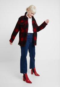 Replay - JACKET - Summer jacket - black/red - 1