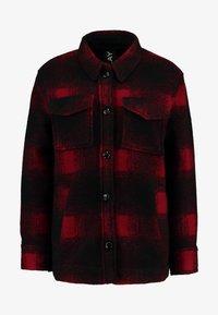 Replay - JACKET - Summer jacket - black/red - 4