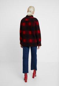 Replay - JACKET - Summer jacket - black/red - 2