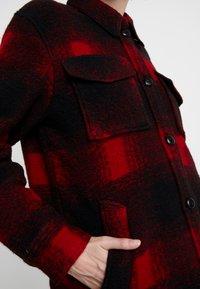 Replay - JACKET - Summer jacket - black/red - 5