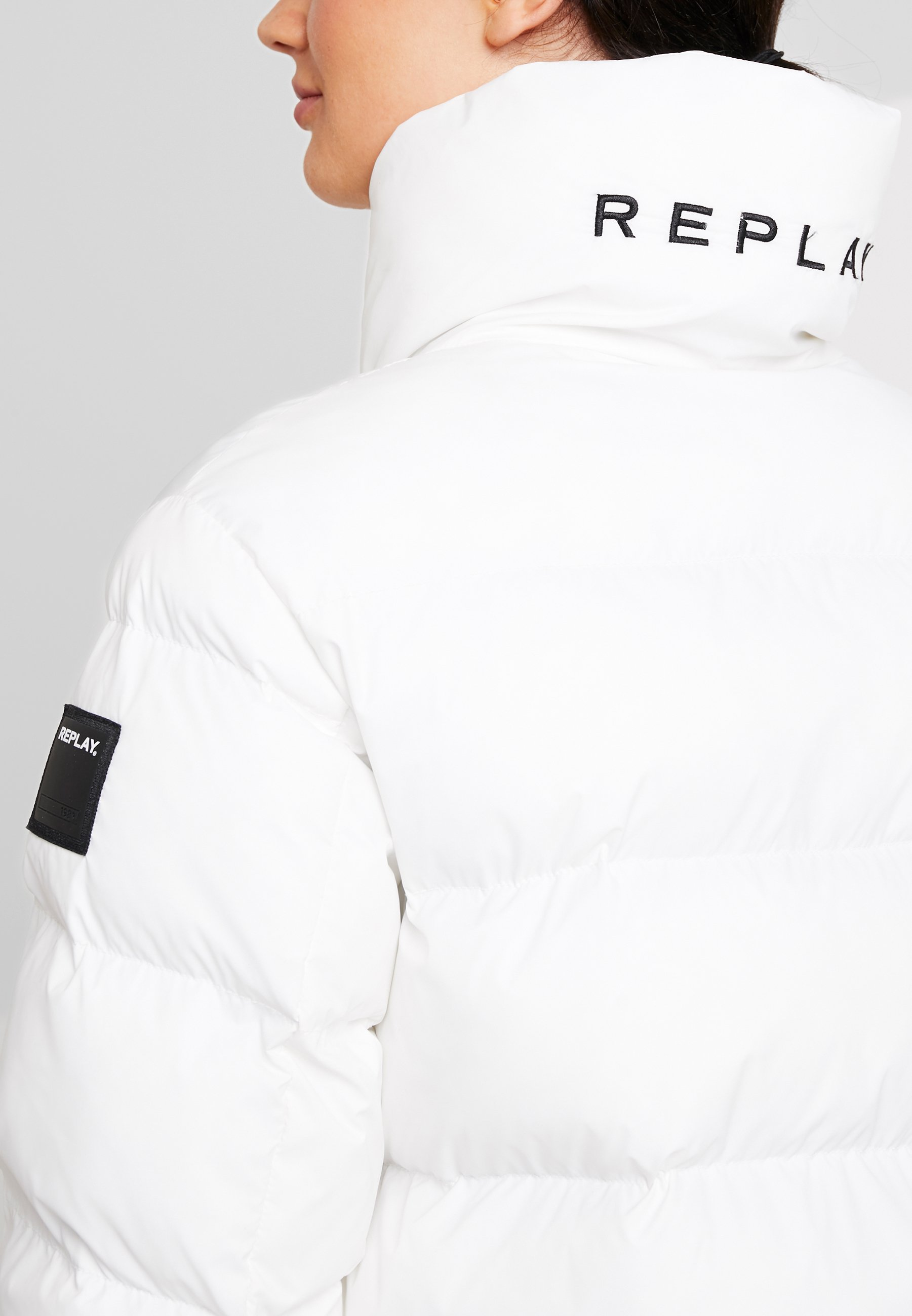 Replay JacketGiacca Invernale Replay Butter Invernale White Butter JacketGiacca qc5R4Lj3A